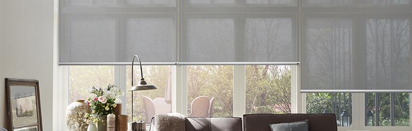 Roller Blinds – Sunscreen Blinds Indoor