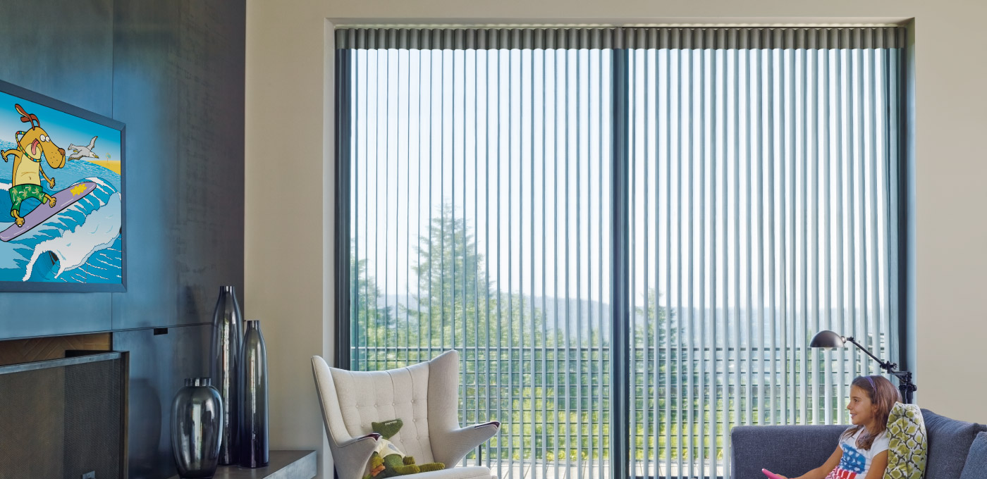 Luxaflex Inspiration Luminette Privacy Sheers 13
