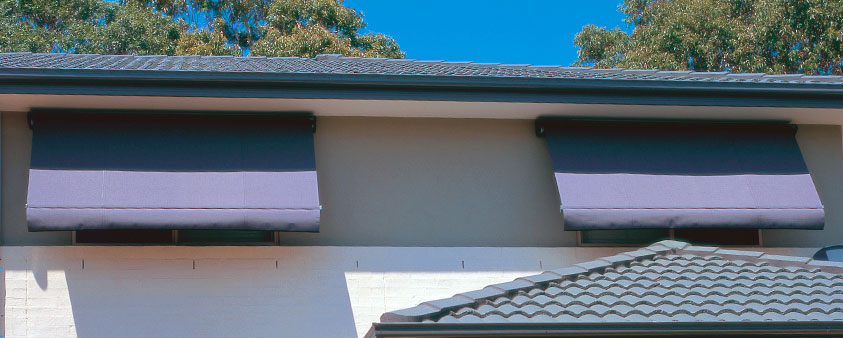 Luxaflex Products Awnings System 2000 Pivot Arm