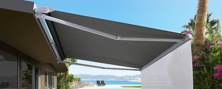 Luxaflex Products External Collection Folding Arm Awnings Ventura